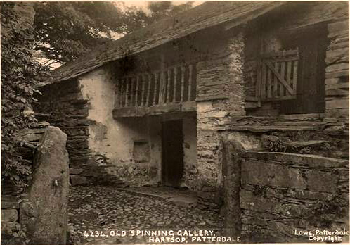Old Spinning Gallery, Hartsop, Patterdale