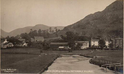 Goldrill Beck & Patterdale Village