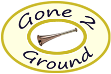 Gone2Ground Books Logo