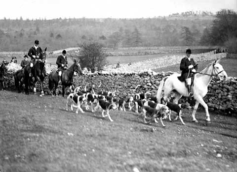 Hunt from Dallam 1928
